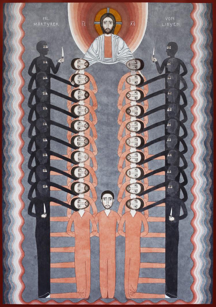 Coptic Martyrs of Libya
